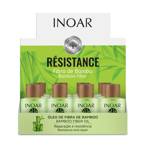 Масло Бамбука, Resistance fibra de bambu oil, 12 шт/упаковка