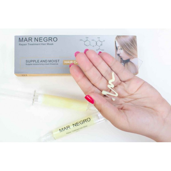 смотреть фото Филлер для волос МАР НЕГРО - 1 шприц