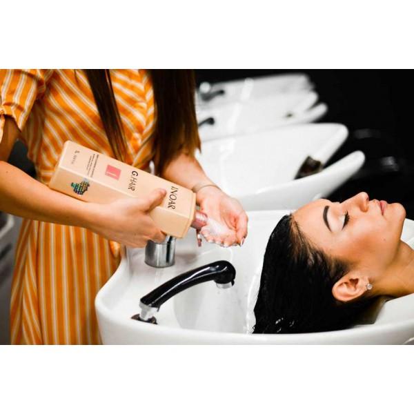 смотреть фото Онлайн обучение кератиновому выпрямлению волос ИНОАР и МАР НЕГРО